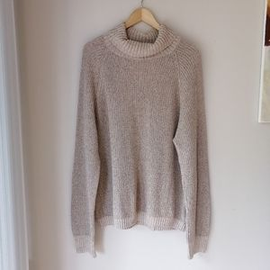 Urban Outfitters slouchy turtleneck sweater